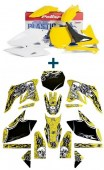 polisport-90209-complete-plastic-kit-in-yellow-fits
